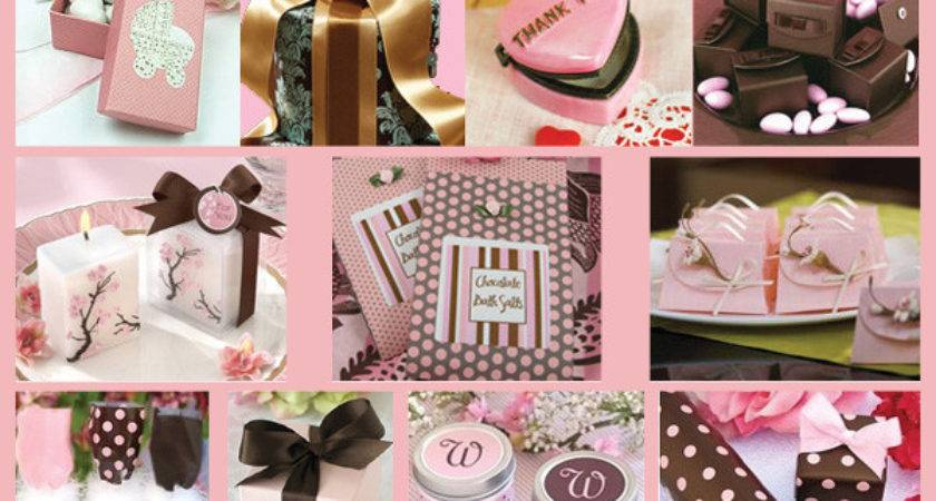 Baby Shower Themes Pink Brown