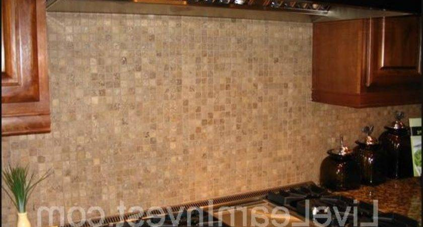 Backsplash Kitchen Creative Information