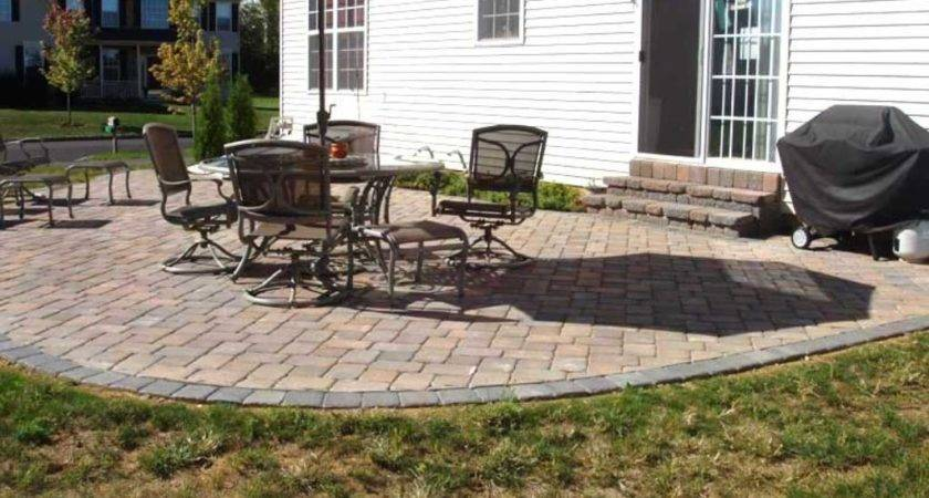 Backyard Patio Ideas Cheap Garden Home Small