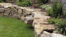 Backyard Retaining Wall Ideas Terraced Gardens