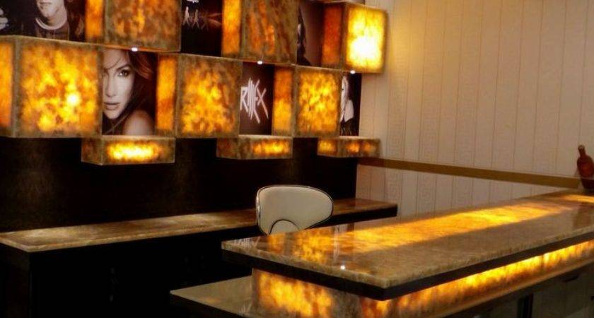 Bar Counter Home Design Ideas