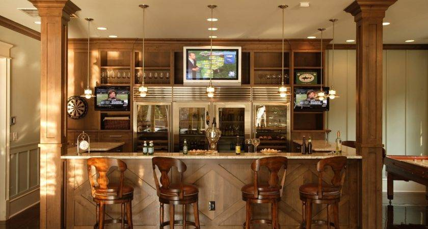 Basement Apartment Kitchen Design Ideas Home Bar