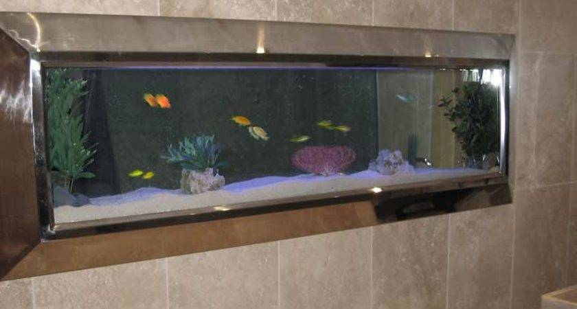 Bathroom Frame Aquarium Aquariumgroup