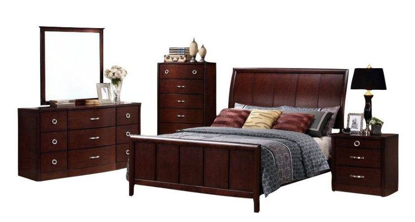 Baxton Studio Argonne Piece Bedroom Set Atg Stores