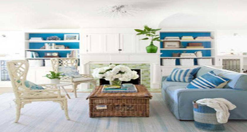 Beach Themed Living Room Decorating Ideas Facemasre