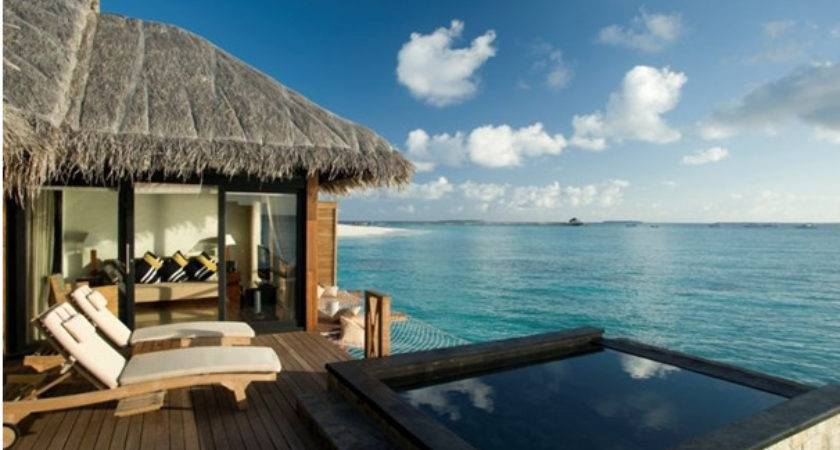 Beautiful Beach House Maldives
