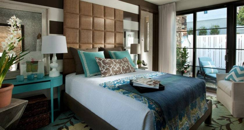 Beautiful Brown Blue Bedroom Ideas Home Design Lover