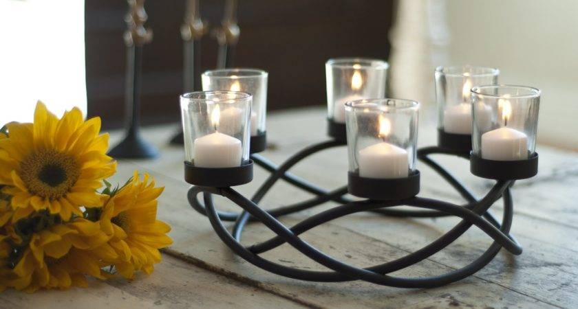 Beautiful Candle Holder Designs Home Designing
