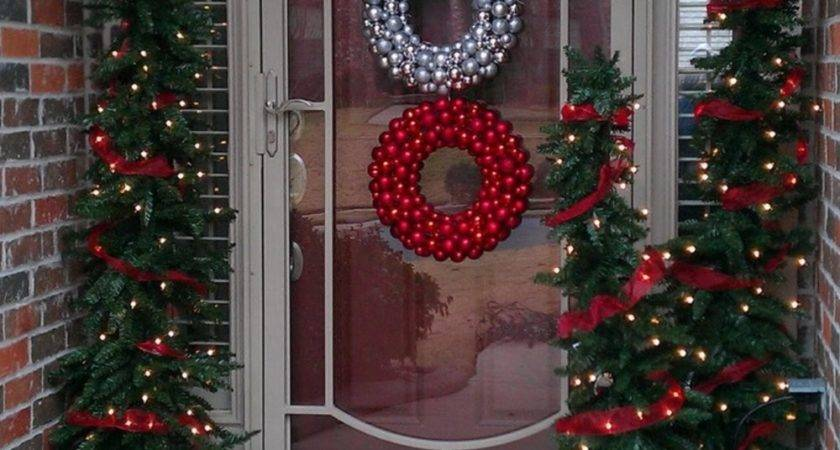 Beautiful Christmas Porch Decorating Ideas Style Estate