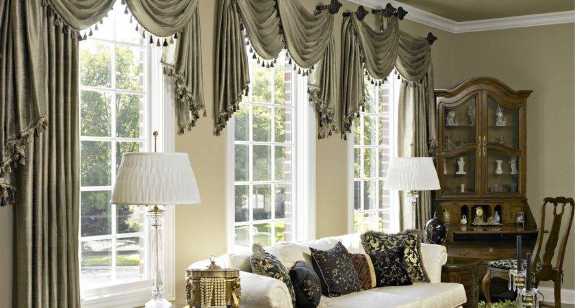 Beautiful Curtains Living Room Dgmagnets
