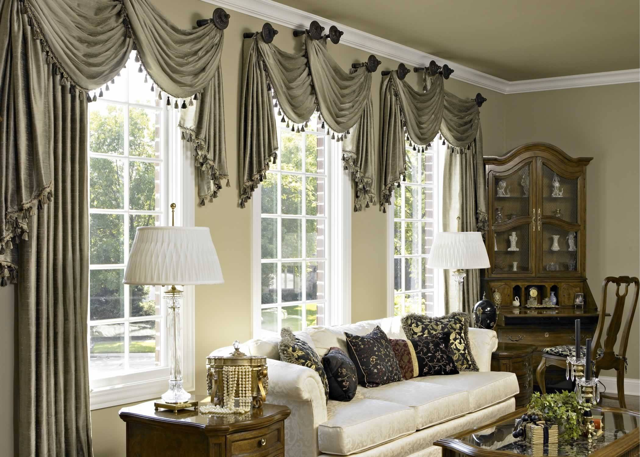 Beautiful Curtains Living Room Dgmagnets - Homes Decor