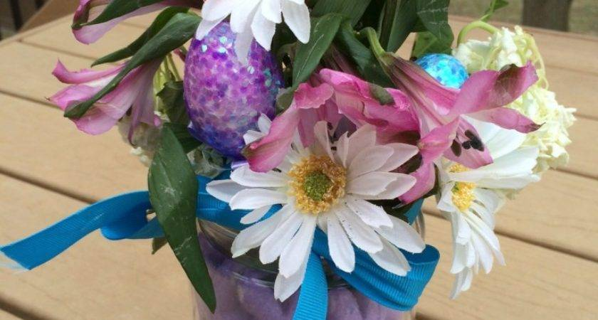 Beautiful Easter Flower Table Arrangements Available