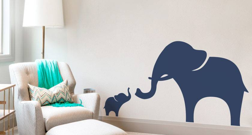Beautiful Elephant Wall Decor Ideas Theydesign