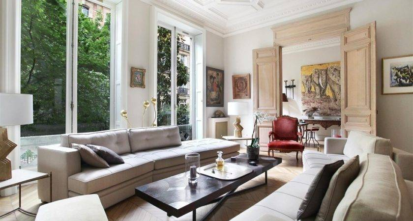 Beautiful French Living Room Style Design Ideas Roohome