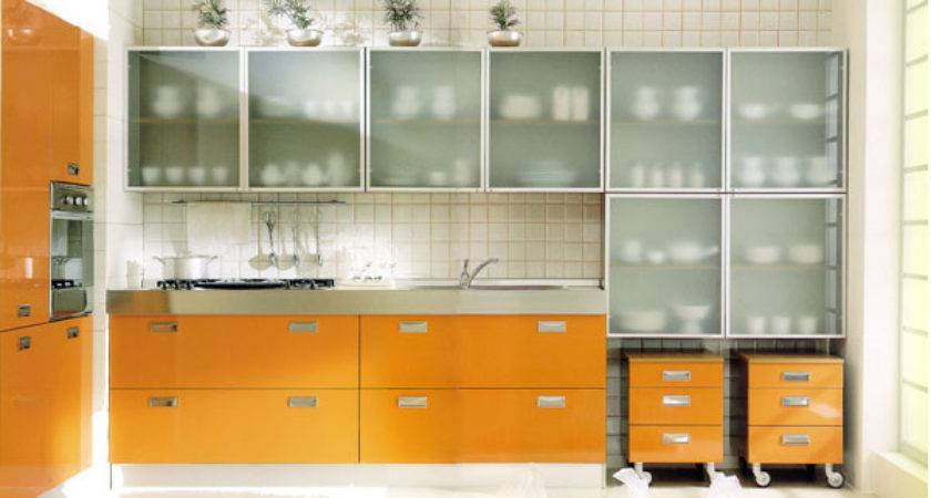 Beautiful Glass Cabinets Your Kitchen