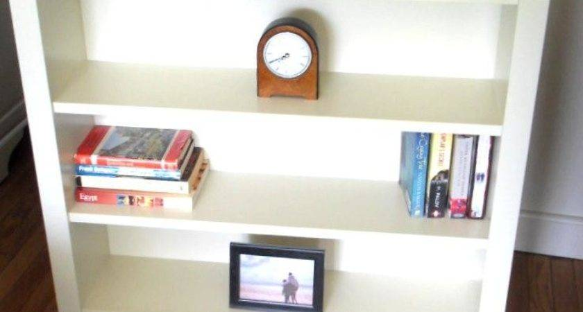 Beautiful Hand Painted Hard Wood Bookcase Book Case