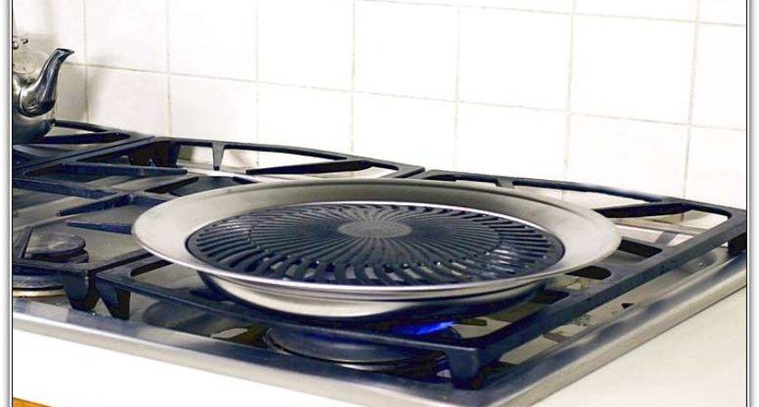 Beautiful Indoor Gas Grill Cooktop Ideas Decoration