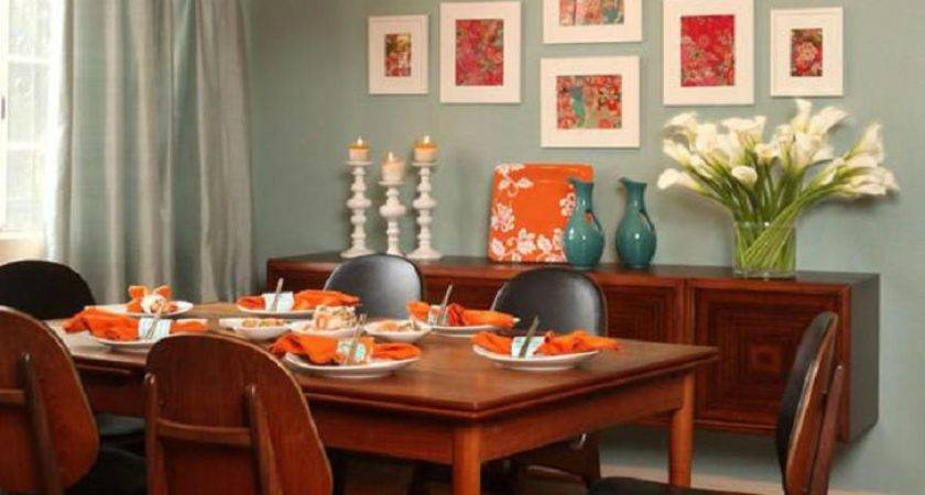 Beautiful Paint Color Dining Room Home Design