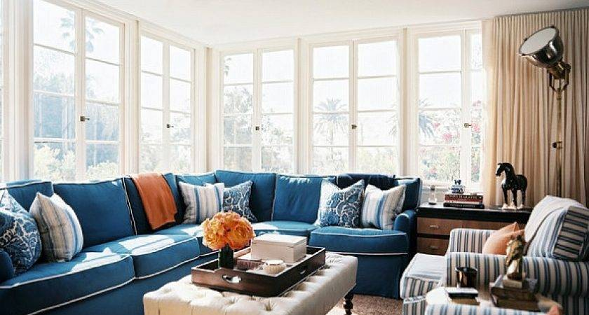 Beautiful Pillows Sofas Decorating Homesfeed