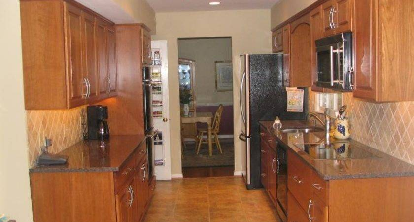 Beautiful Small Galley Kitchen Remodel Decor Trends