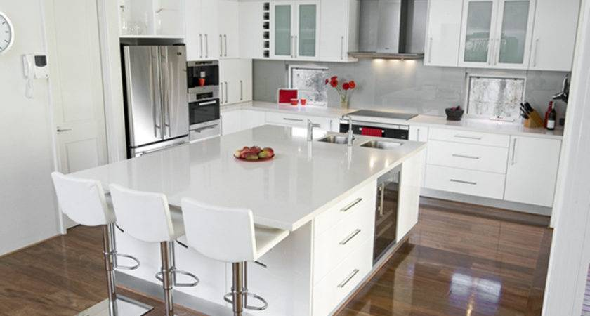 Beautiful White Kitchen Designs