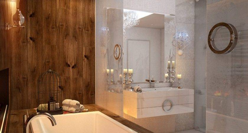Beautiful Wooden Bathroom Designs Inspiration Ideas