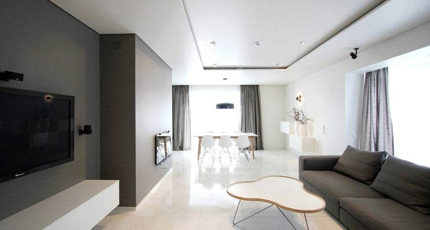 Beauty Simple Minimalist Interior Maximum Style
