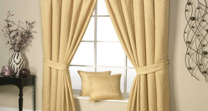 Bedding Room Decor Red Gold Curtains Yellow