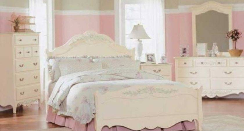 Bedroom Attractive White Sets Girls