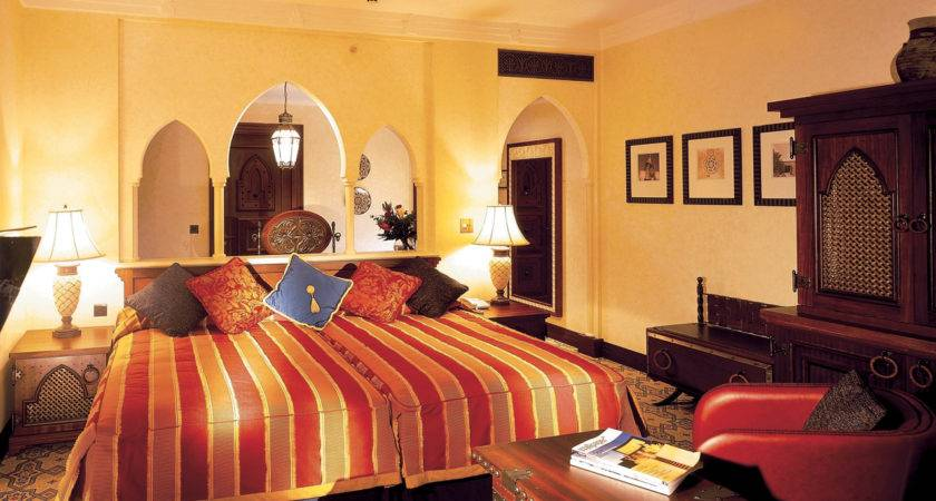 Bedroom Awesome Arabian Decor Design