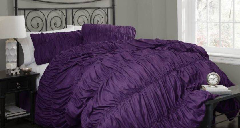 Bedroom Awesome Lavender Comforter Purple Twin Bed