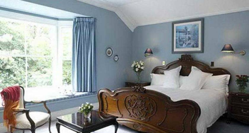 Bedroom Blue Paint Colors Warmth Ambiance