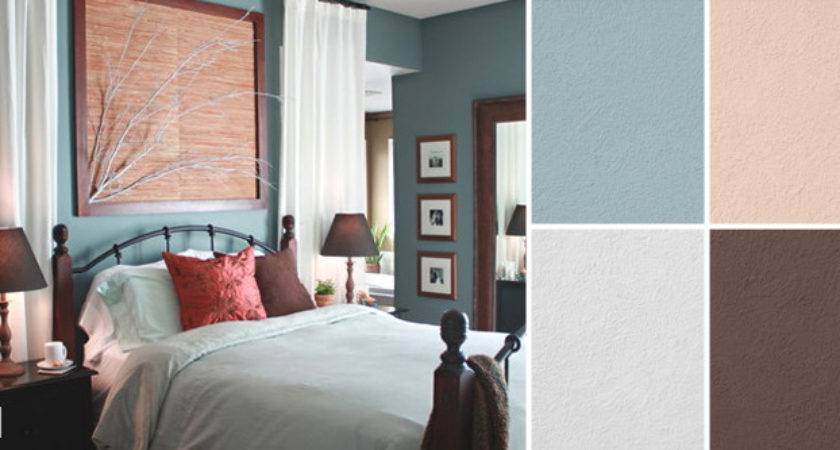 Bedroom Color Ideas Paint Schemes Palette Mood Board