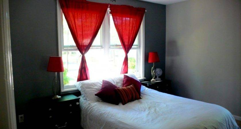Bedroom Curtains Gray Walls Best