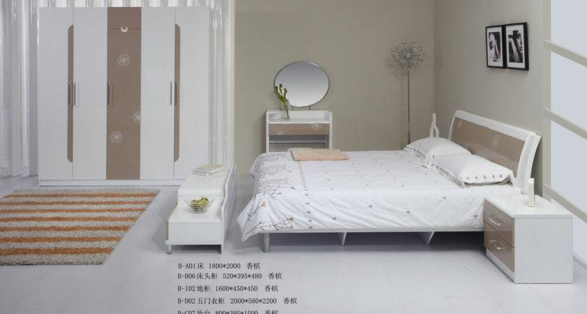 Bedroom Decorating Ideas White Furniture