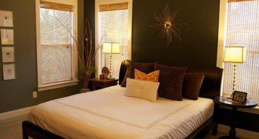 Bedroom Design Earthy Home Decoration Live