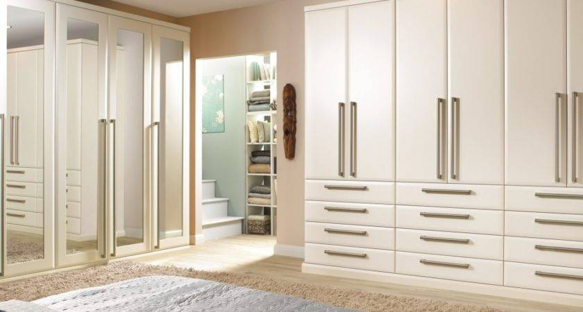 Bedroom Fitted Wardrobes Ascot Oyster Beyond Bathrooms