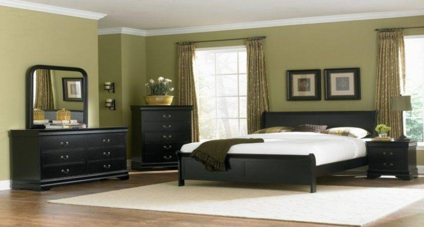 Bedroom Ideas Black Furniture Bedrooms Pink Green