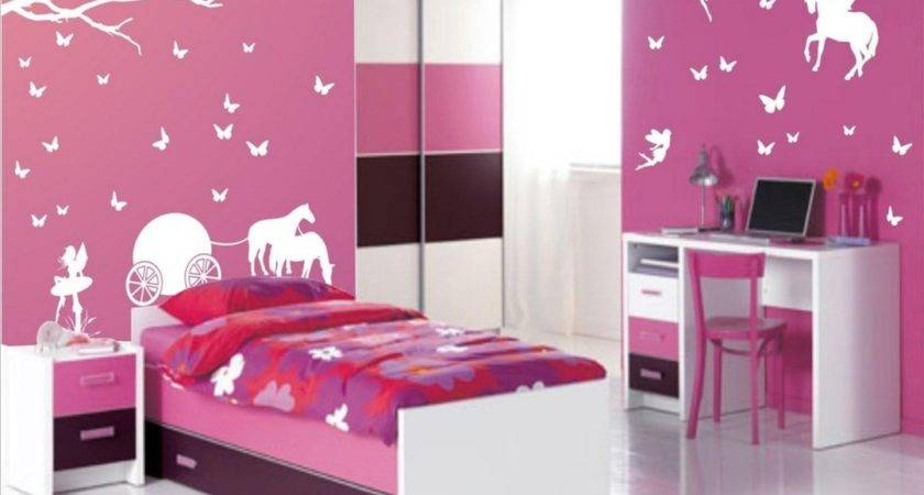 Bedroom Ideas Girls Bunk Beds Cool Loft Teens