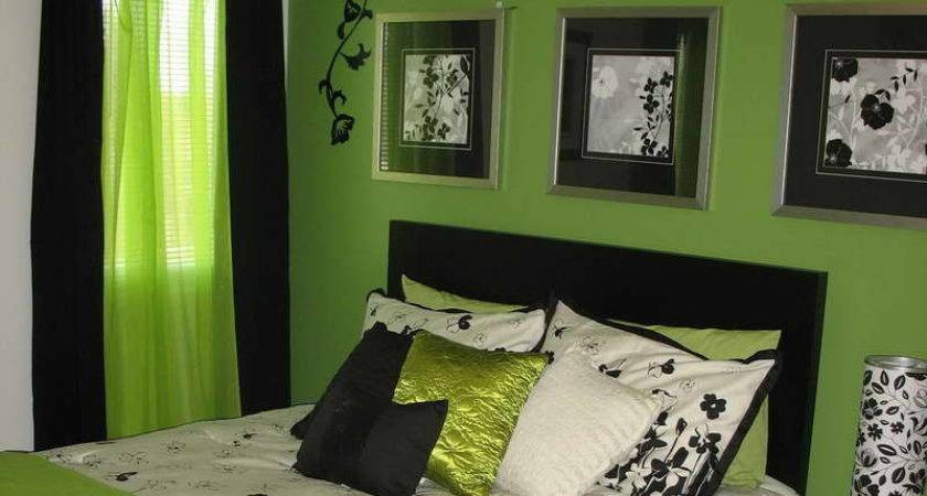 Bedroom Lime Green Designs Cushions