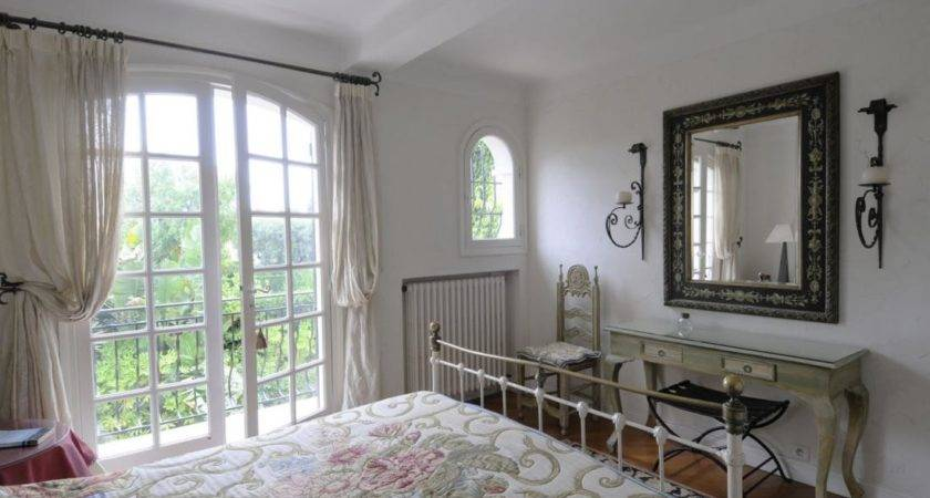 Bedroom Master French Country Interiors Interior Design