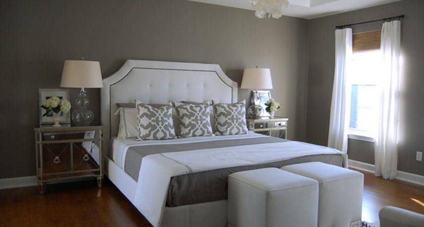 Bedroom Paint Ideas Grey Gray Colors Walls