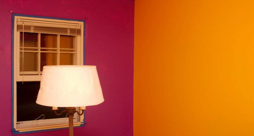 Painting A Bedroom Two Colors Inspiration Homes Decor