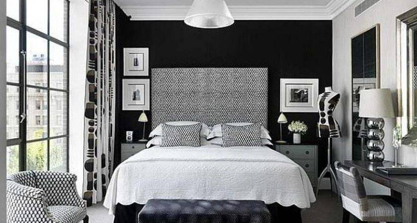 Bedroom Painting Ideas Black White House Home Decor