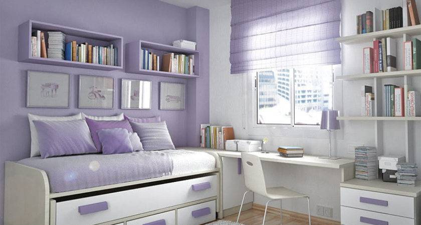 Bedroom Teenage Girls Design Ideas