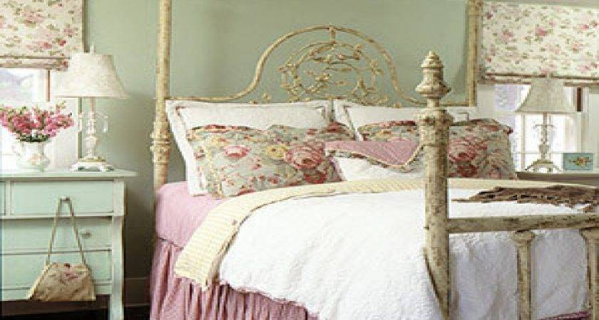 Bedroom Vintage Ideas Shabby Chic Rustic
