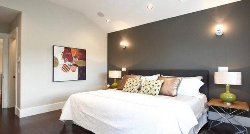 Bedroom Wall Colors Dark Brown Furniture Interior