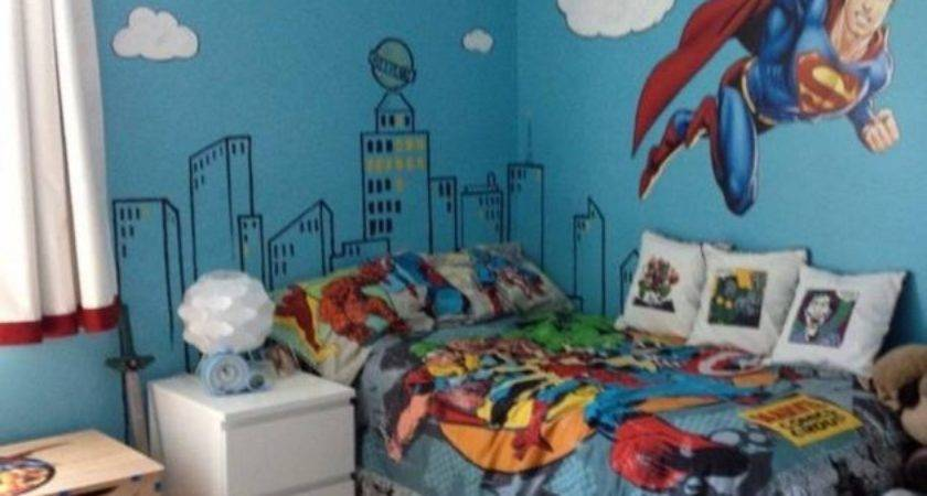 Bedroom Wall Designs Boys Peenmedia