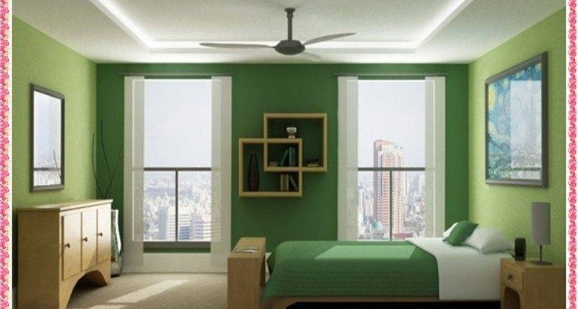 Bedroom Wall Paint Color Combinations