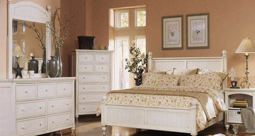 Bedroom White Furniture Tasty Decoration Interior
